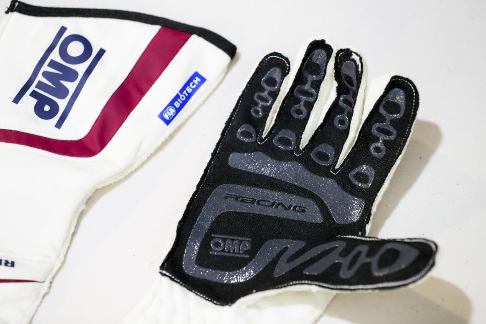 Биометрические перчатки в автоспорте - 10