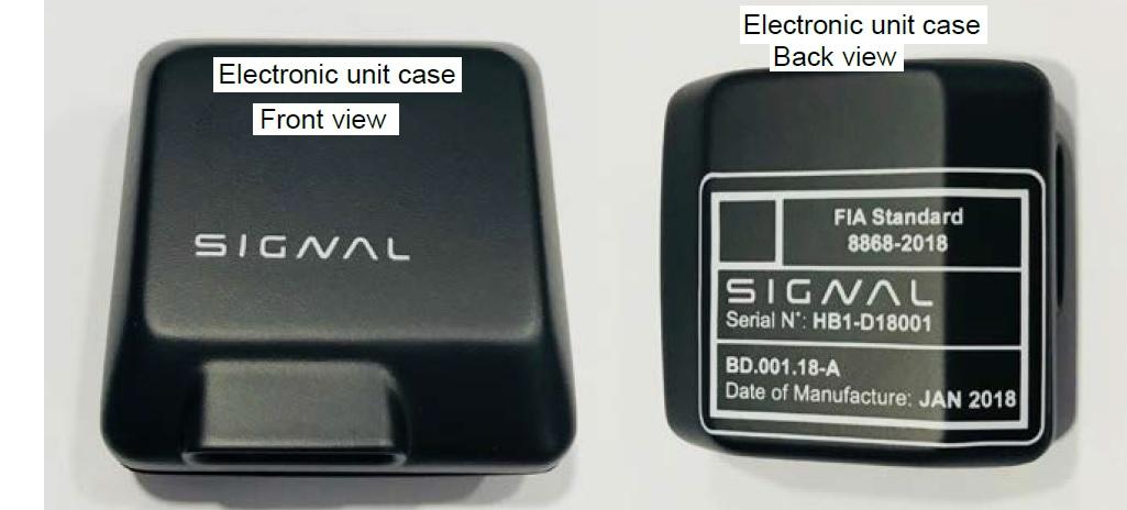 Биометрические перчатки в автоспорте - 8
