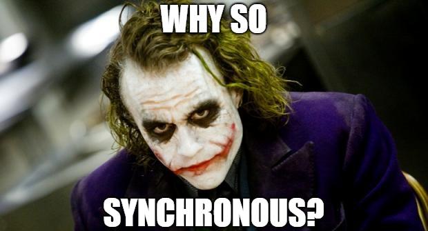 Асинхронный рассинхрон: антипаттерны в работе с async-await в .NET - 1