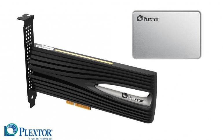 На CES 2019 представлена новая линейка SSD Plextor потребительского сегмента