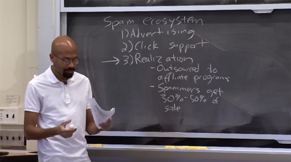 Курс MIT «Безопасность компьютерных систем». Лекция 23: «Экономика безопасности», часть 1 - 6