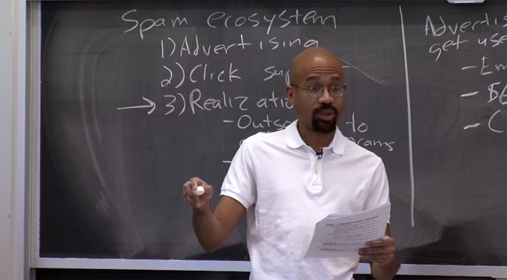 Курс MIT «Безопасность компьютерных систем». Лекция 23: «Экономика безопасности», часть 1 - 9