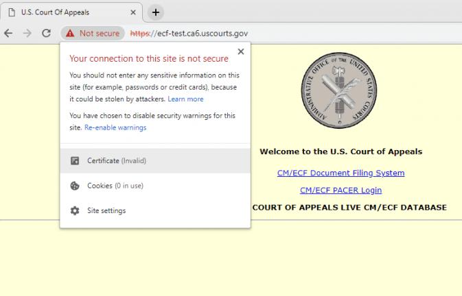 Из-за шатдауна правительства США не продлены более 80 сертификатов TLS - 1