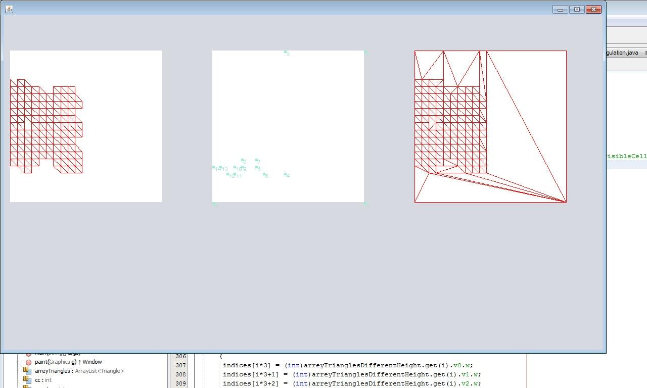 [] Оптимизация графики. Интересный Concave Hull - 16