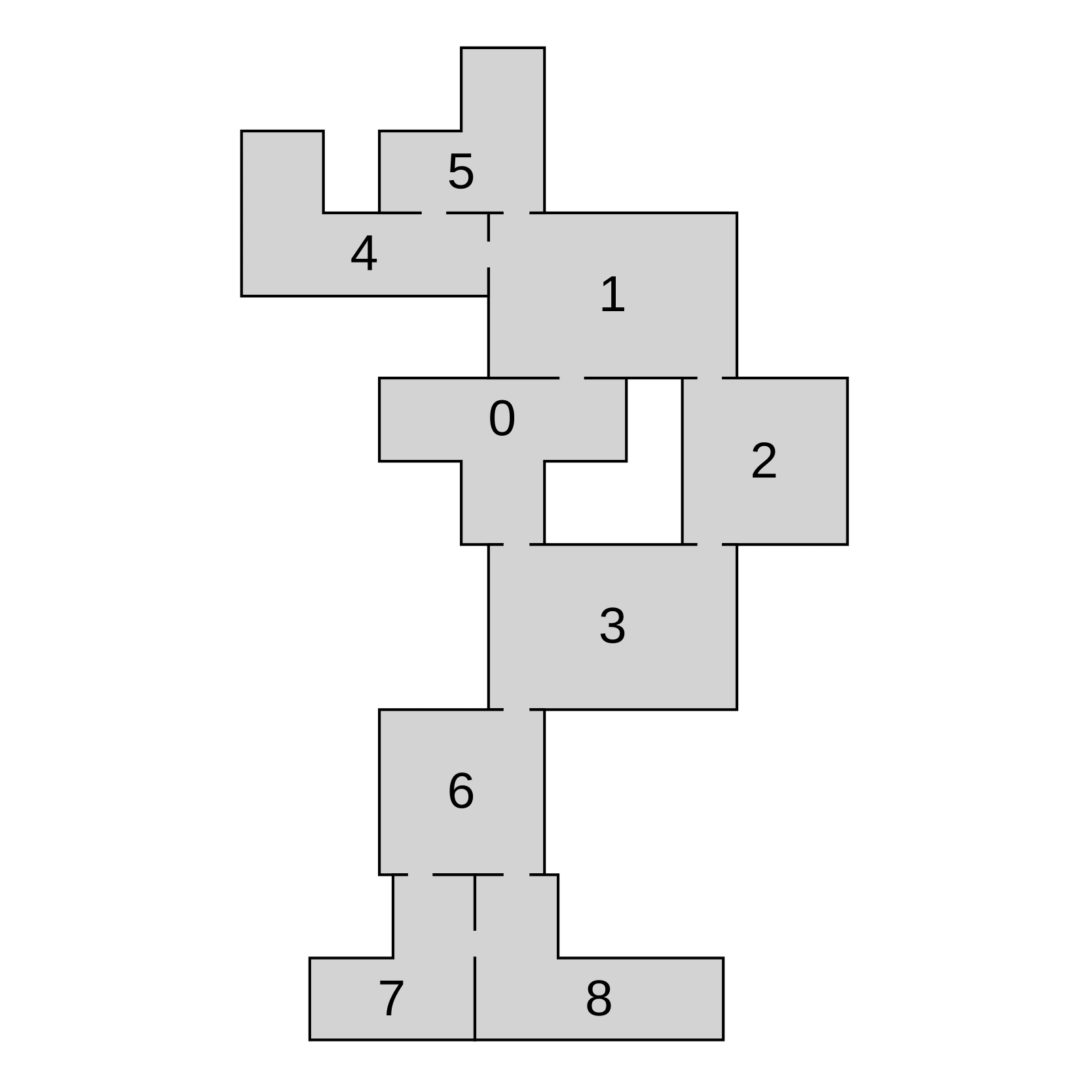 Генератор подземелий на основе узлов графа - 5