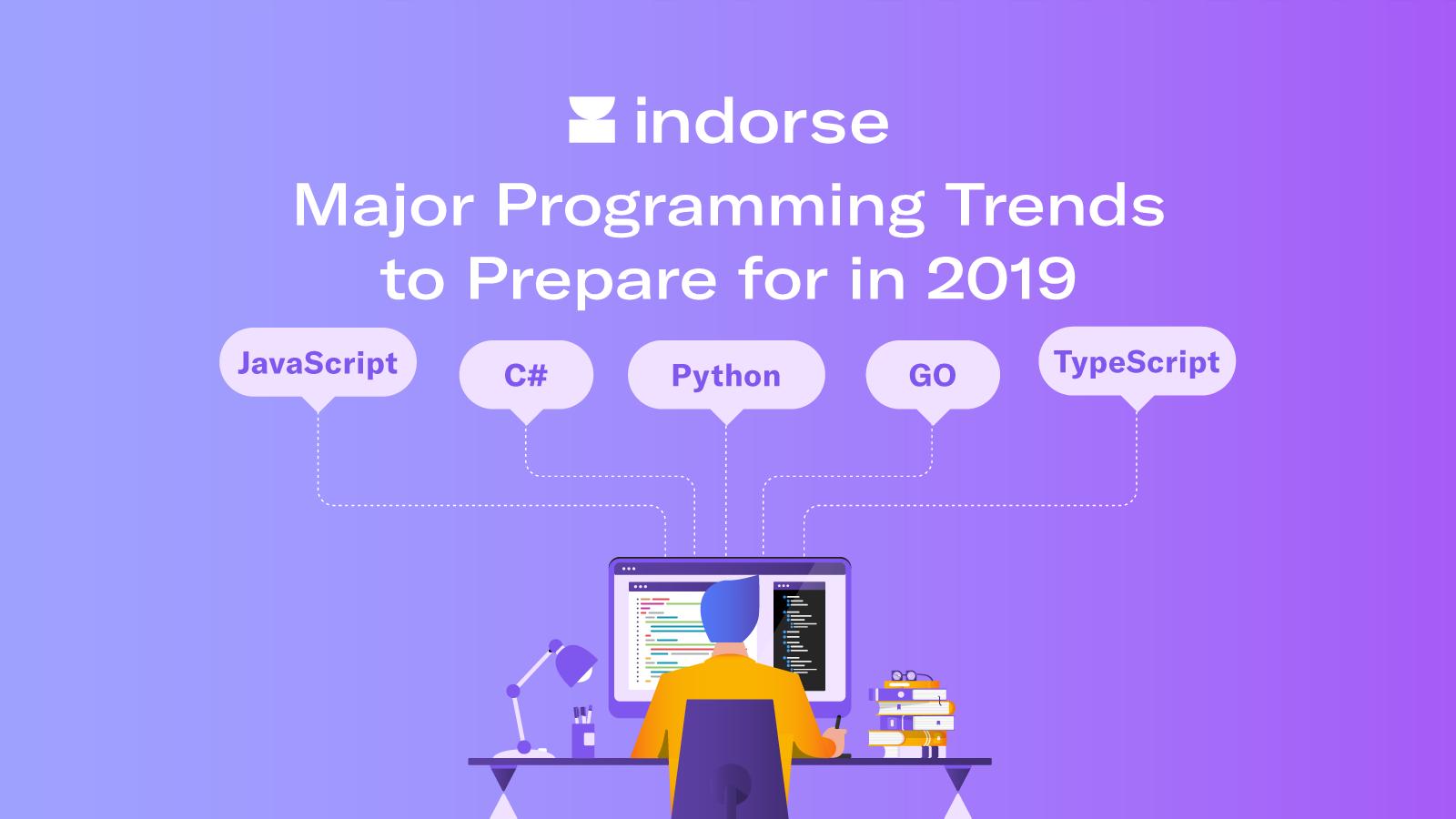 К чему готовиться в 2019 году: тренды в программировании - 1