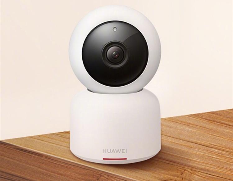Панорамная смарт-камера Huawei стоит менее $50
