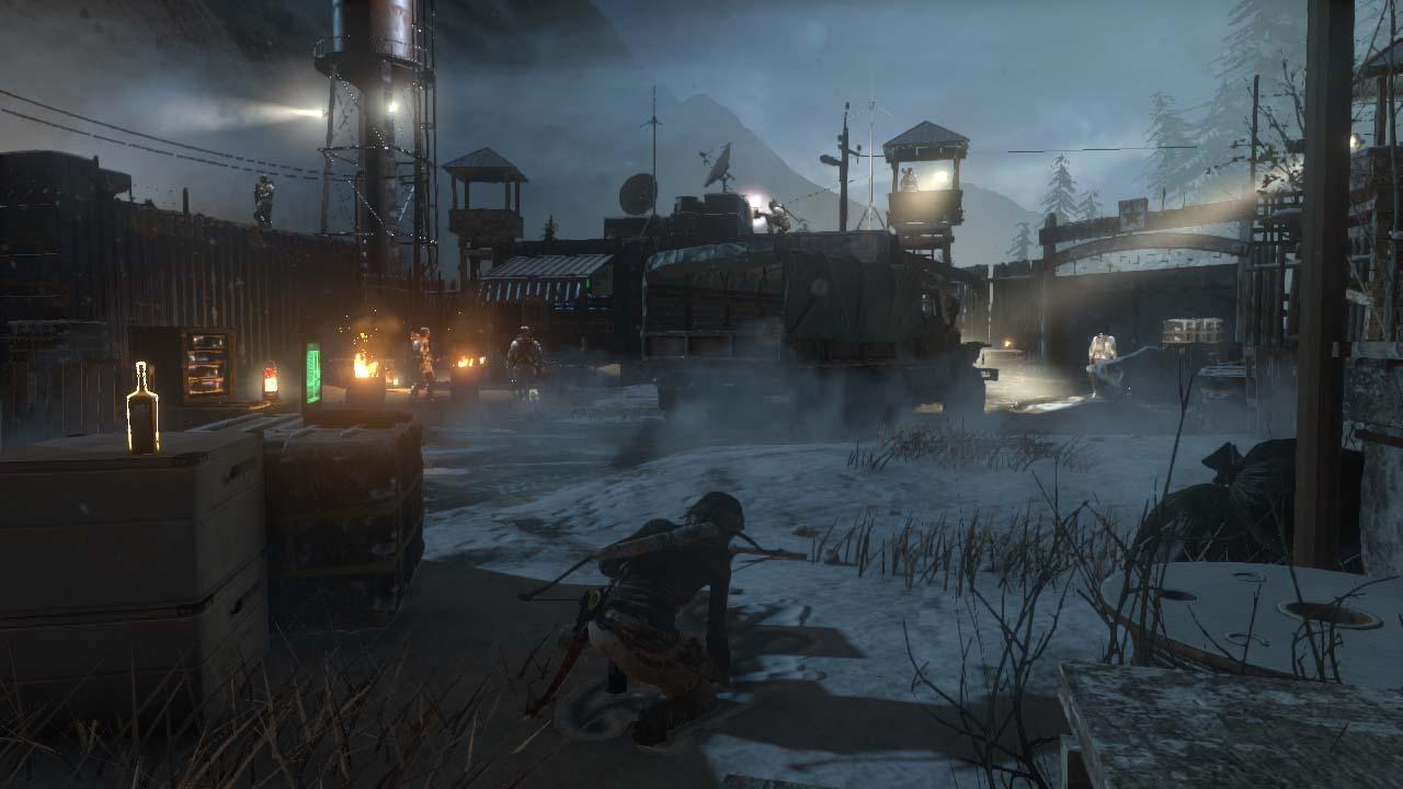 Как рендерится кадр Rise of the Tomb Raider - 2