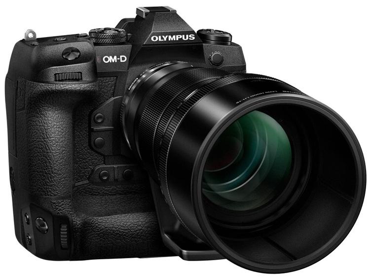 Olympus OM-D E-M1X: профессиональная 20-Мп фотокамера повышенной надёжности