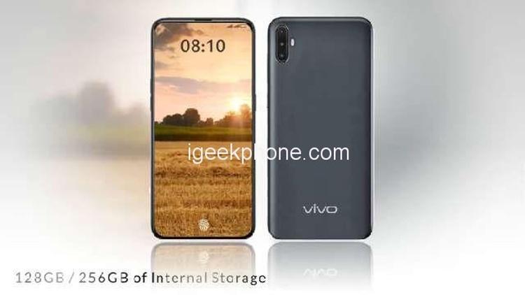 Раскрыто оснащение смартфона Vivo X25 с выдвижной камерой