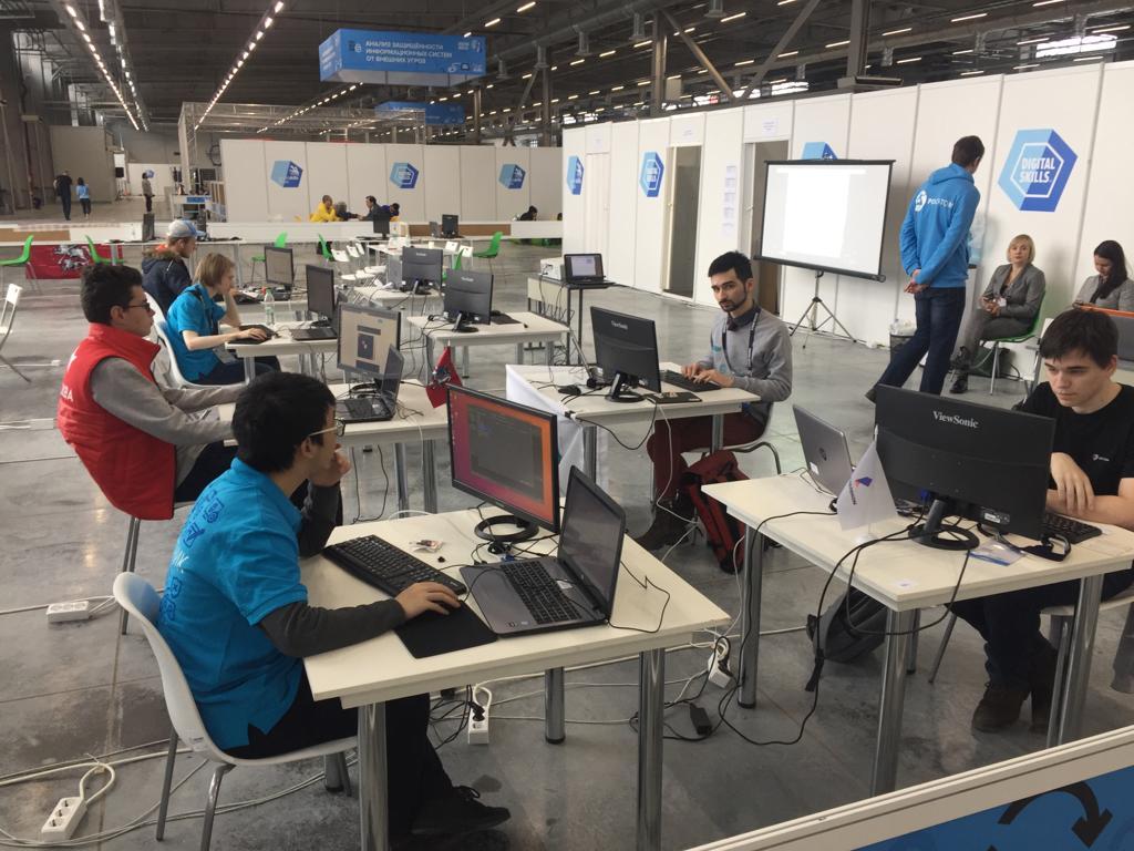 Как победить в цифровом WorldSkills? На практическом примере - 1
