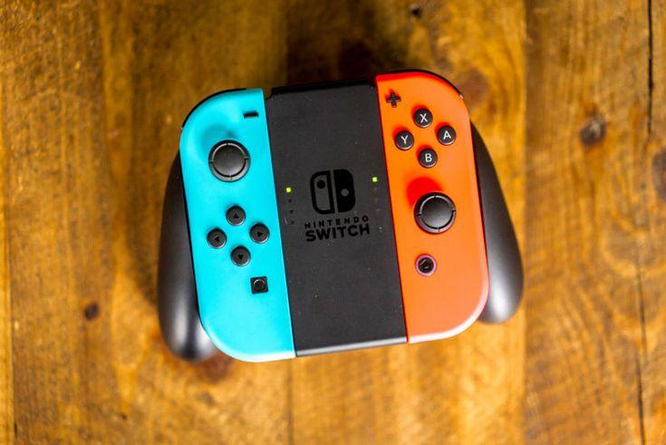 По состоянию на 31 декабря консолей Nintendo Switch продано 32,27 миллиона штук - 1