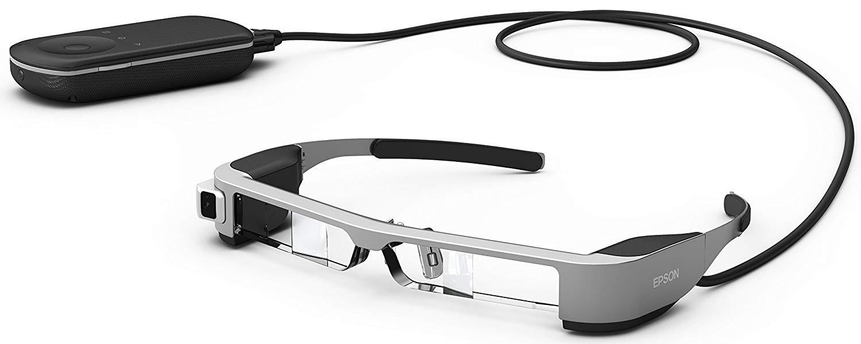 Прозрачные видеоочки с HDMI и USB-C заказывали? Встречайте: Epson Moverio BT-35E - 4