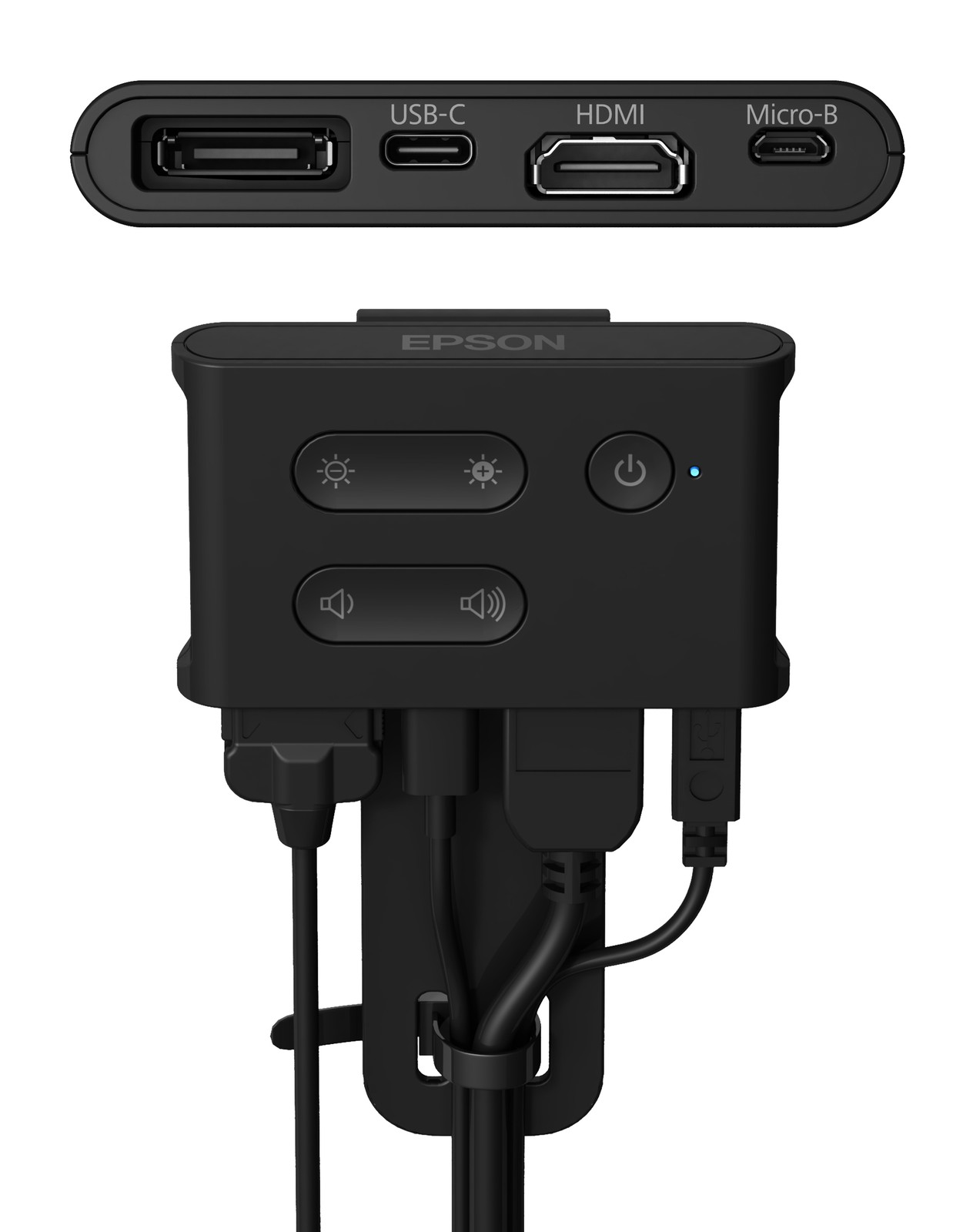 Прозрачные видеоочки с HDMI и USB-C заказывали? Встречайте: Epson Moverio BT-35E - 5