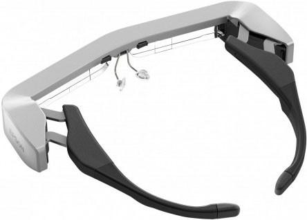 Прозрачные видеоочки с HDMI и USB-C заказывали? Встречайте: Epson Moverio BT-35E - 6