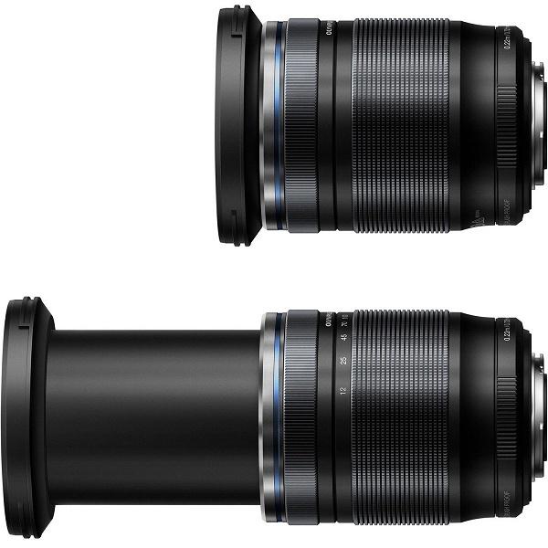 Представлен объектив Olympus M.Zuiko Digital ED 12-200mm F3.5-6.3, не имеющий стабилизатора