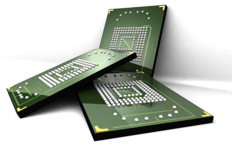 По подсчетам TrendForce, доход производителей флэш-памяти NAND в прошлом квартале сократился на 16,8% - 1