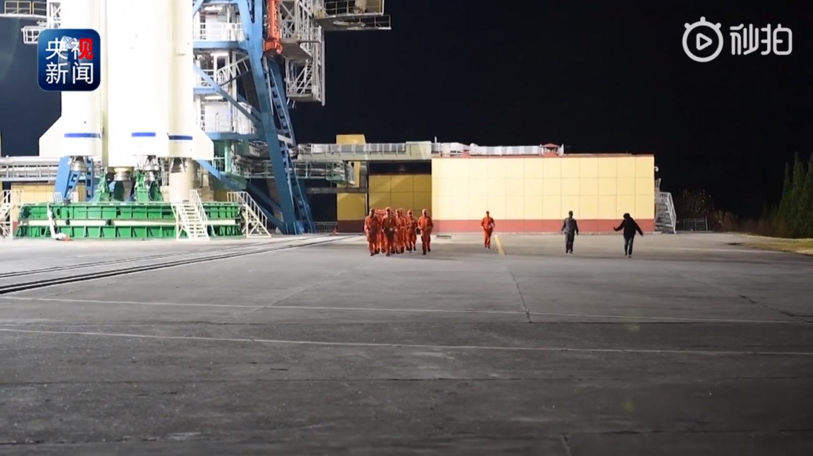 Суровая рабочая реальность — Китайский космодром Сичан (Xichang Satellite Launch Center — XSLC) - 101