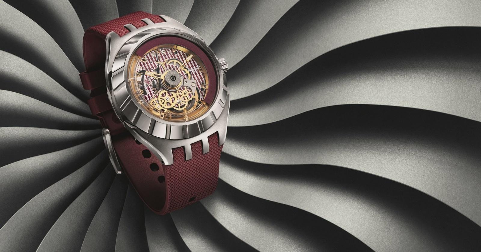 Swatch представила уникальную линейку Flymagic с парамагнитными свойствами