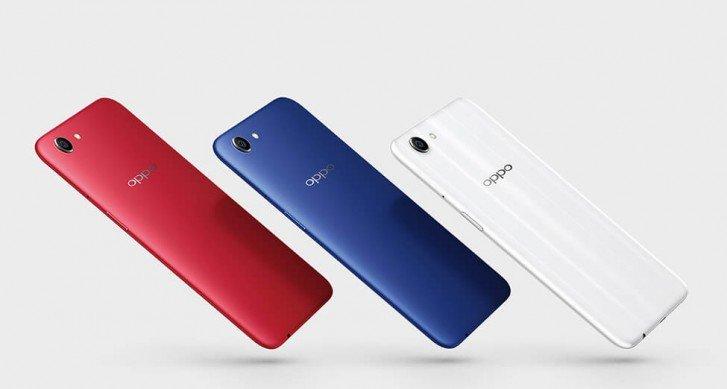 Дешевый смартфон Oppo A1K получил Helio P22 и емкий аккумулятор
