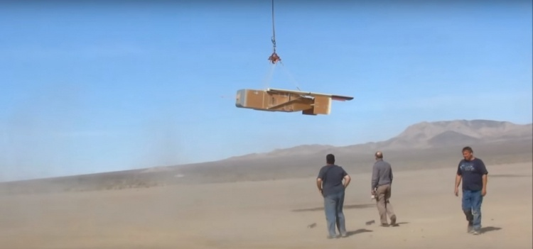 Пентагон тестирует дешёвые одноразовые дроны для доставки грузов