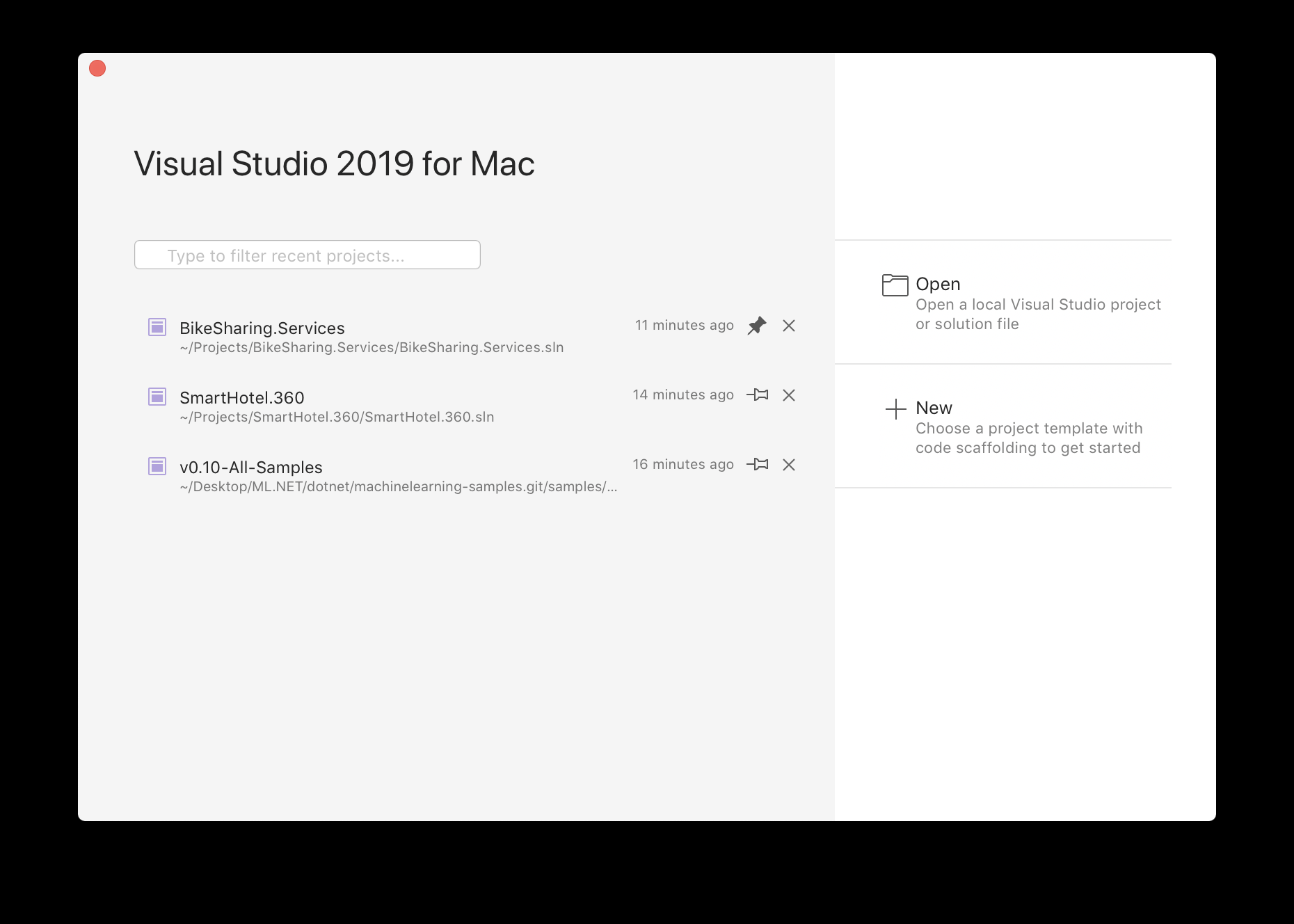 Выпущена Visual Studio 2019 - 4