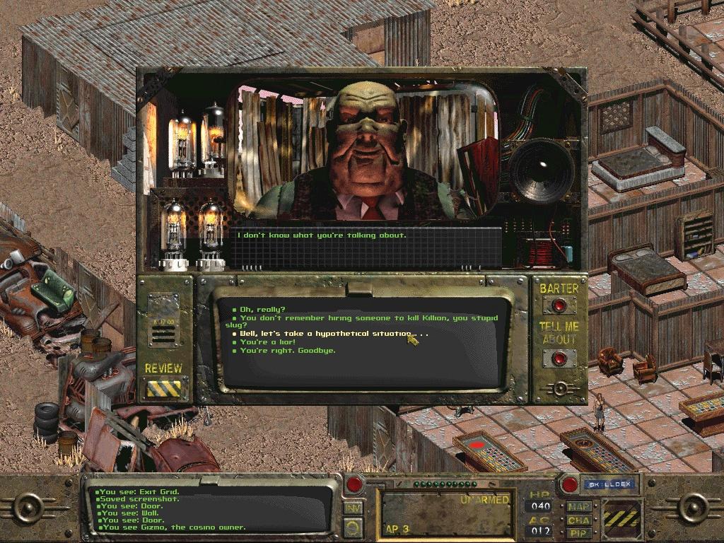Полная история серии Fallout - 3
