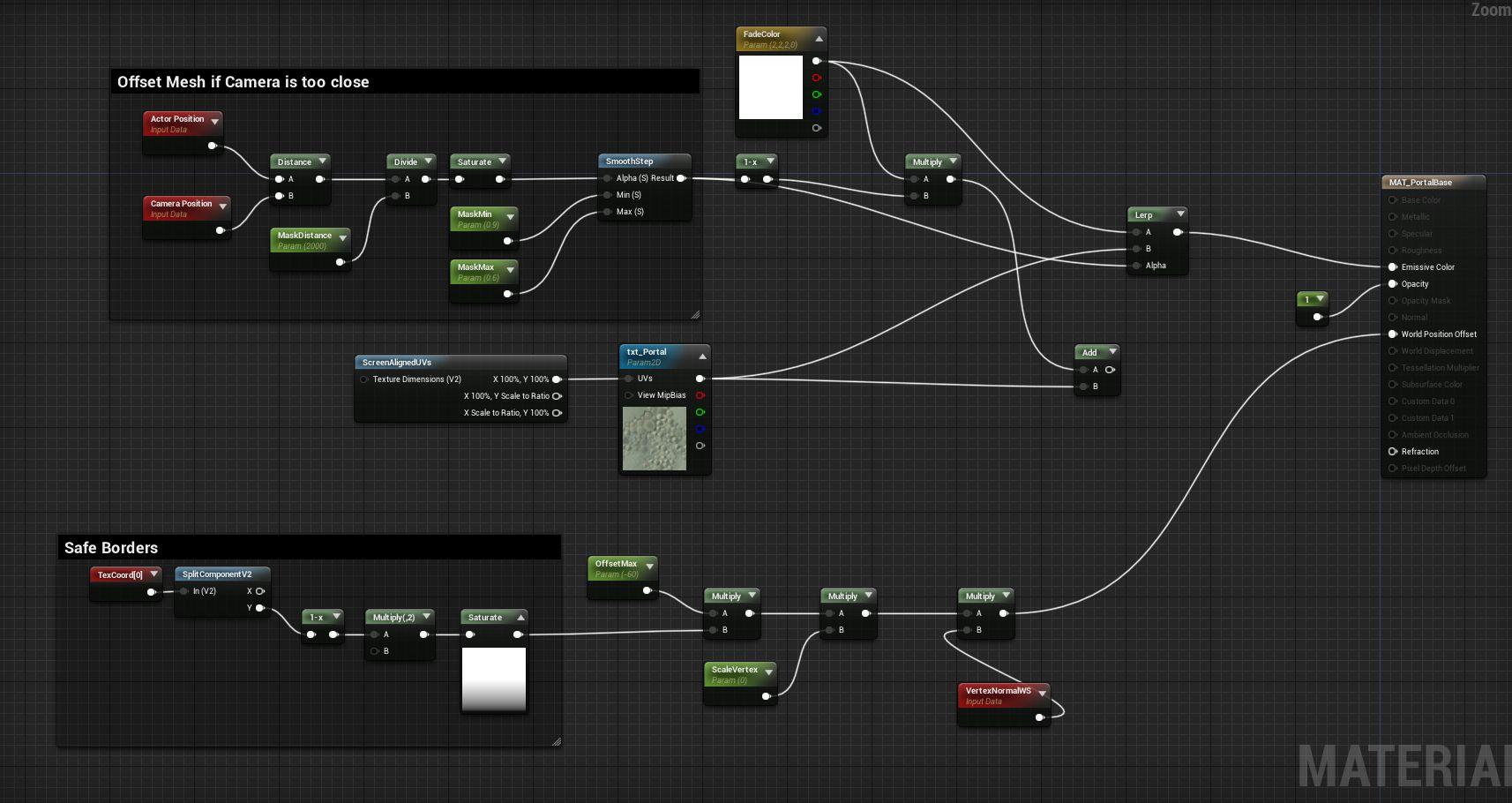 Thinking with Portals: создаём порталы в Unreal Engine 4 - 11