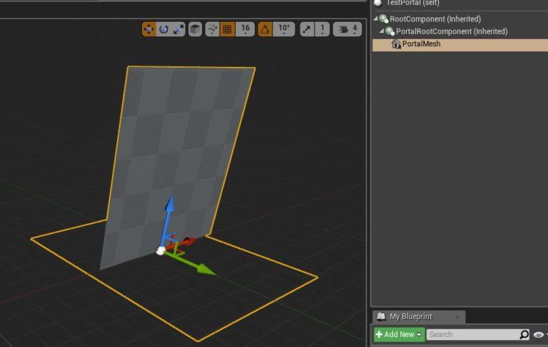 Thinking with Portals: создаём порталы в Unreal Engine 4 - 15