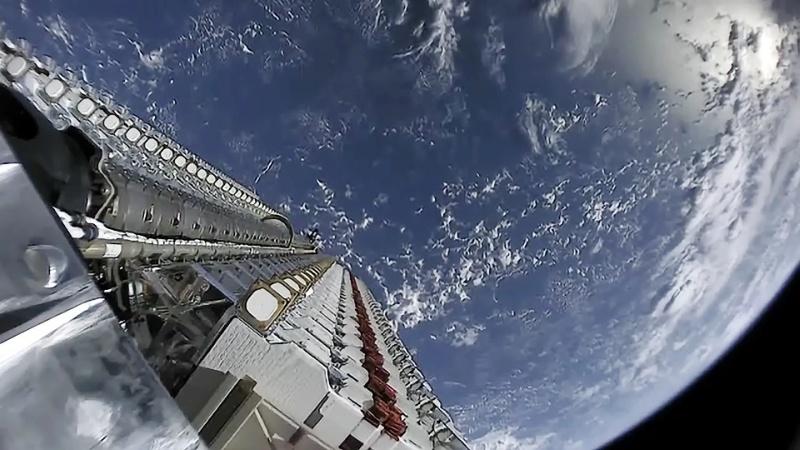 Как изменился Starlink от SpaceX - 1