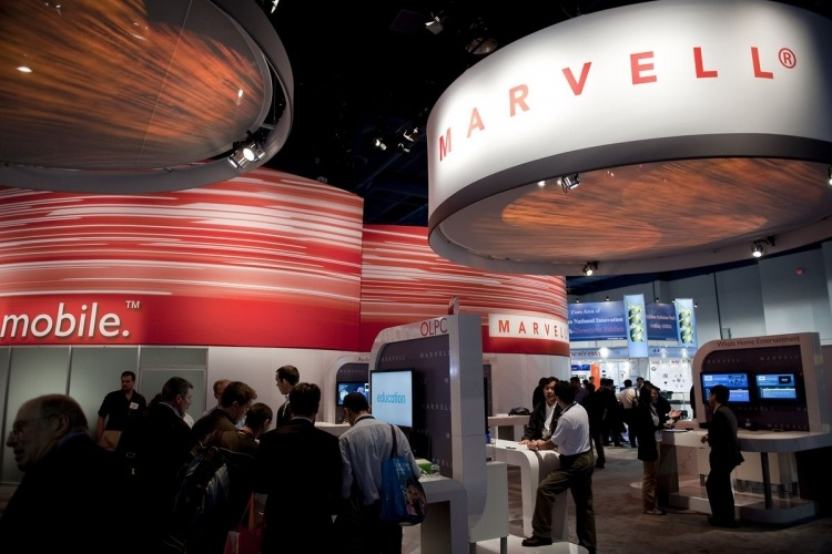 NXP купит беспроводной бизнес компании Marvell за  ,76 млрд