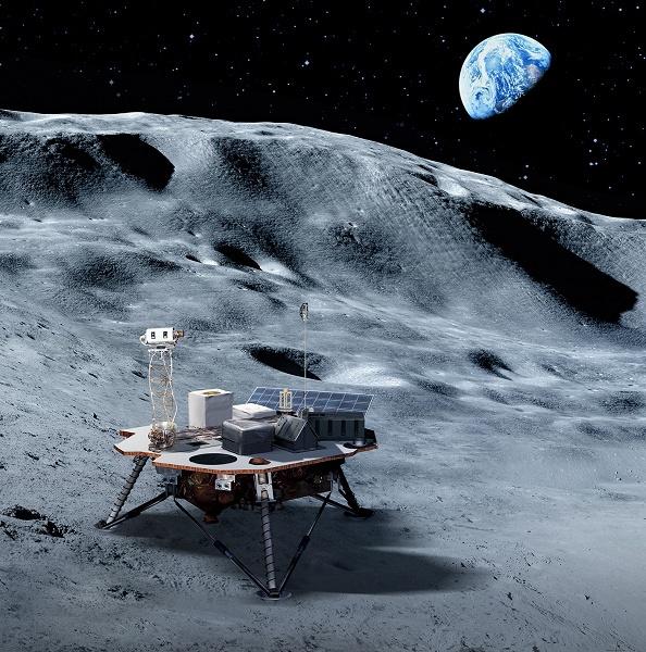 В рамках проекта по возвращению на Луну NASA в следующие два года отправит туда три космических аппарата