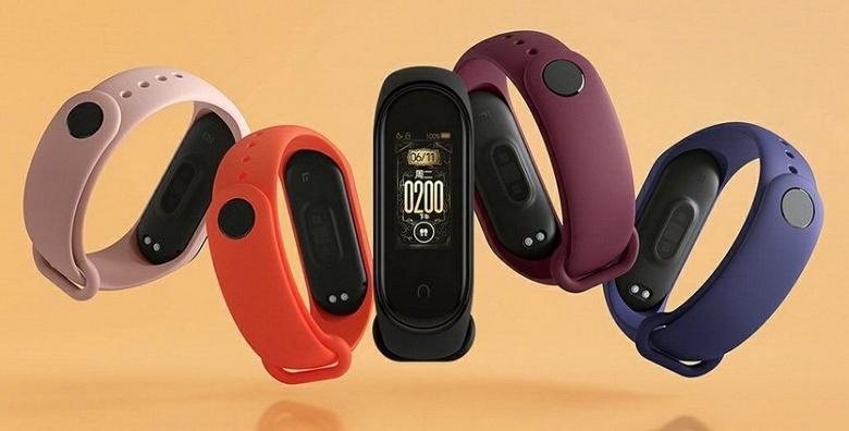 Фитнес-браслет Xiaomi Mi Band 4 поступает в продажу