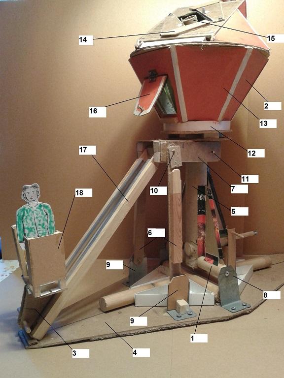 Концепция быстровозводимой башни с купольным покрытием преимущественно для астрономических наблюдений - 1