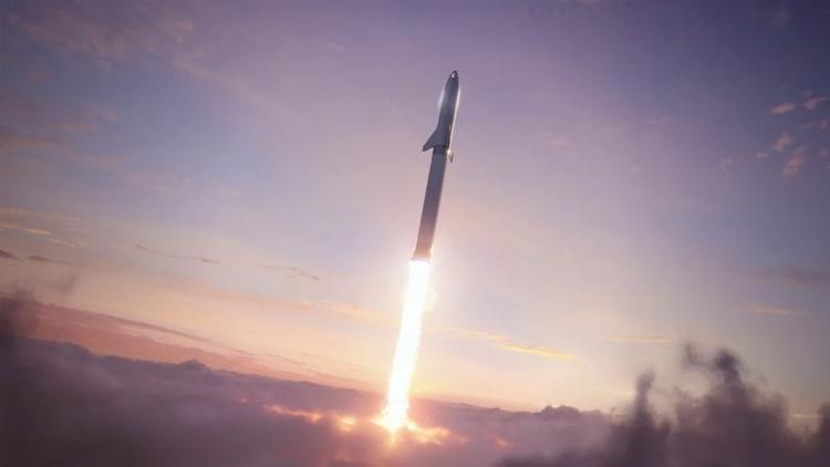 SpaceX нацелена начать коммерческие запуски Starship к 2021 году