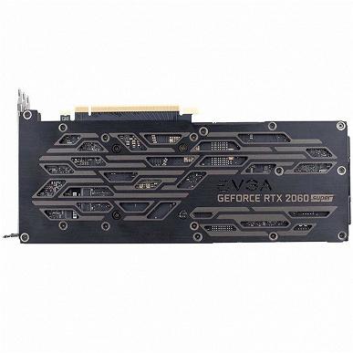 Первые нереференсные: опубликованы рендеры видеокарт EVGA на базе GeForce RTX 2060 Super и GeForce RTX 2070 Super