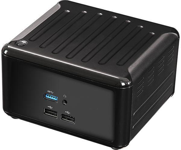 ASRock 4X4 BOX-R1000 — пухленький мини-ПК с процессорами AMD Ryzen и неплохим набором портов