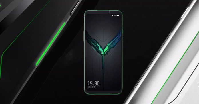 Игровой смартфон Black Shark 2 Pro получит 12 ГБ ОЗУ во всех конфигурациях