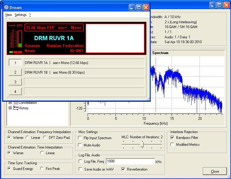 Software Defined Radio — как это работает? Часть 10 - 1