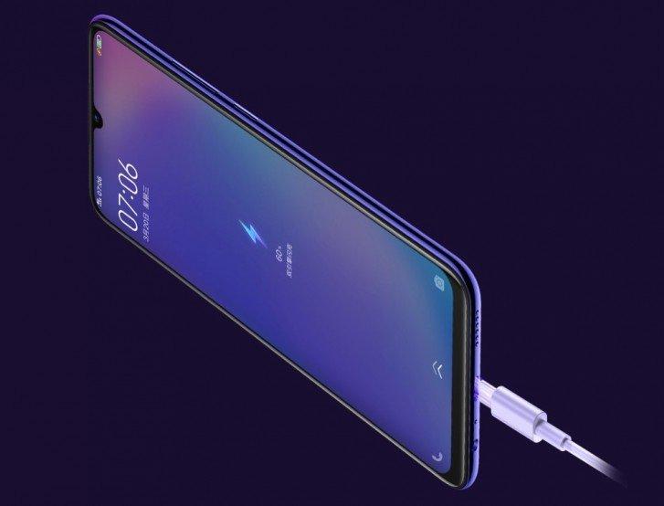 48 Мп, SoC Snapdragon 712, 4500 мА•ч и функция обратной зарядки за $230. Представлен смартфон Vivo Z5