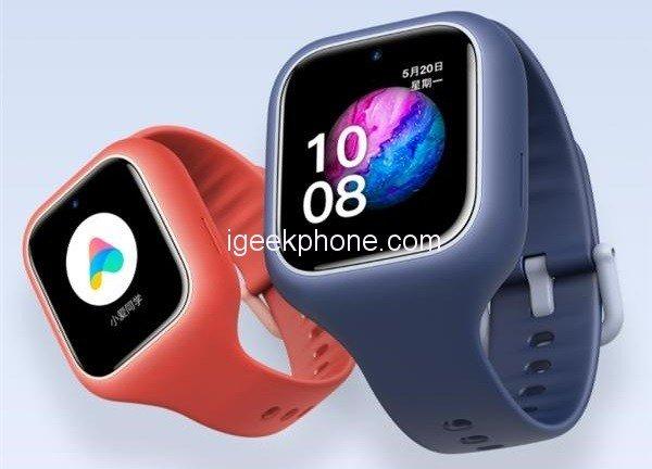 Xiaomi представила умные часы с функцией телефона Mi 3c Mi Bunny Children Phone