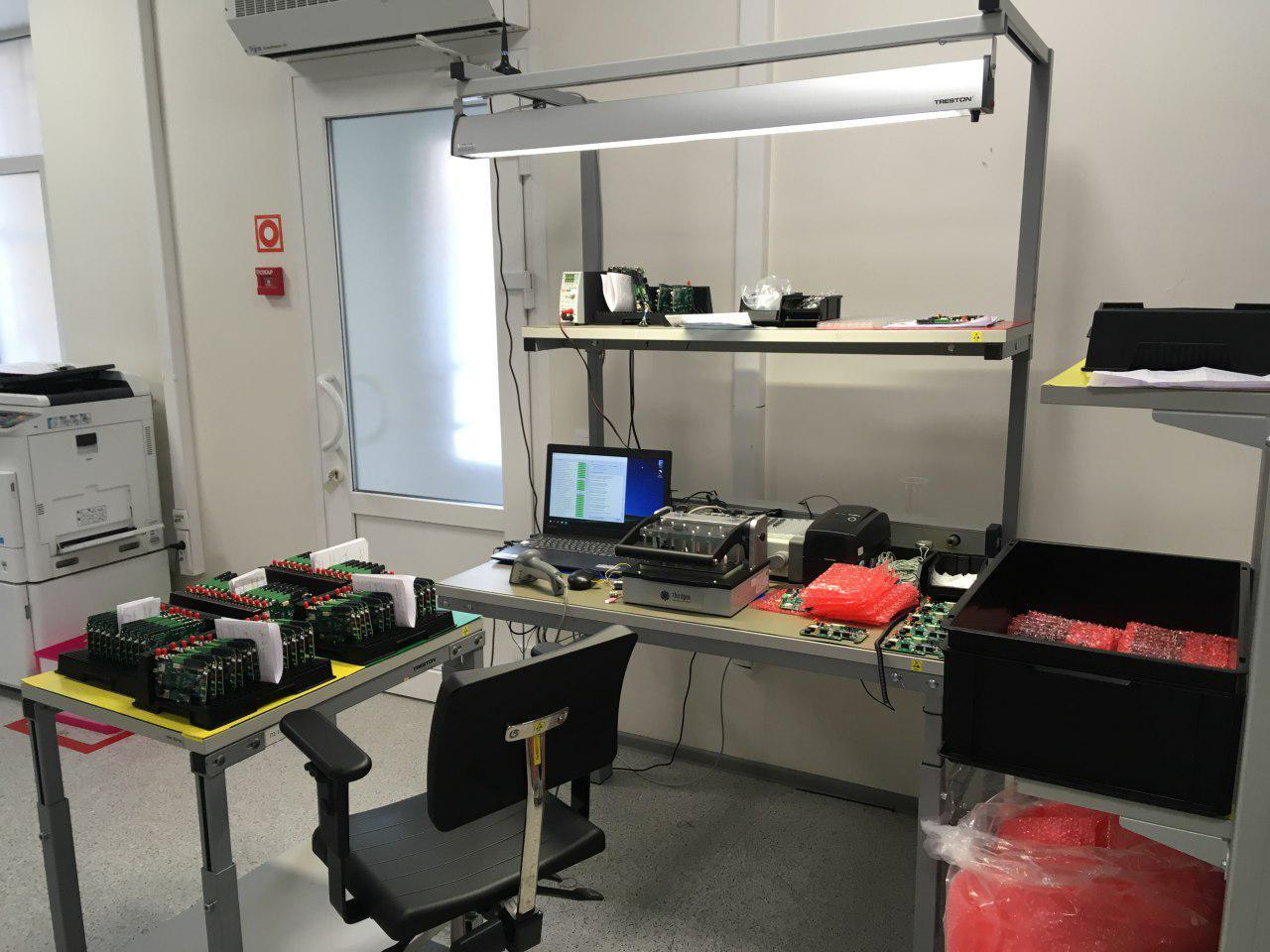 Серийное производство электроники в России. Как мы делали телеметрию для вендинга - 14
