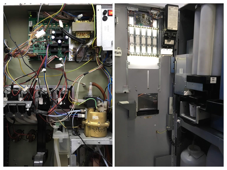 Серийное производство электроники в России. Как мы делали телеметрию для вендинга - 2