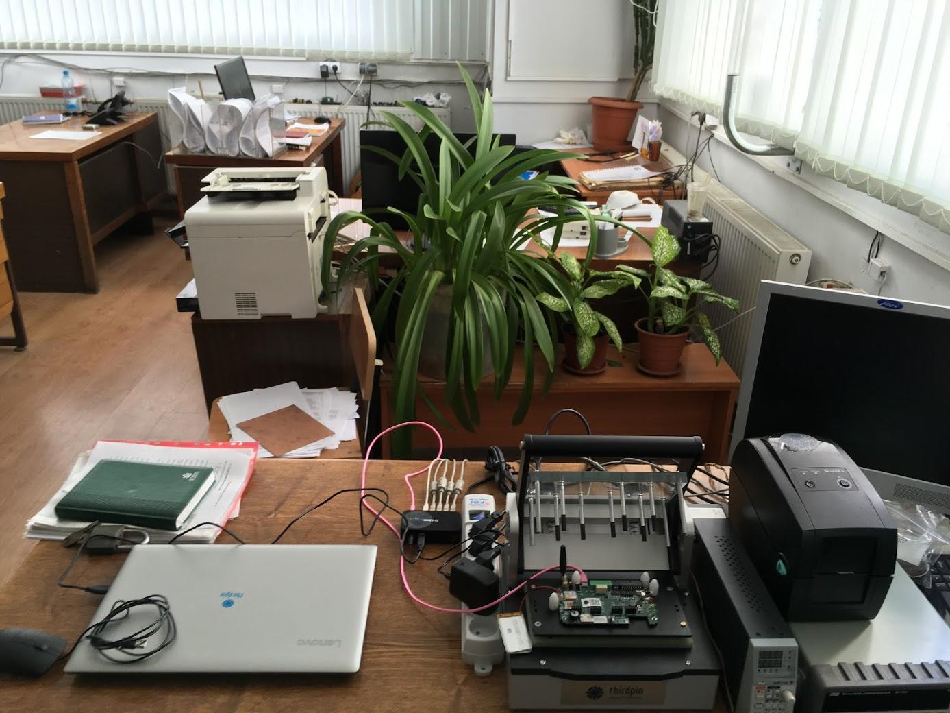 Серийное производство электроники в России. Как мы делали телеметрию для вендинга - 5