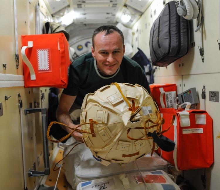 В 2022 году на МКС отправится фантом-манекен для исследования радиации