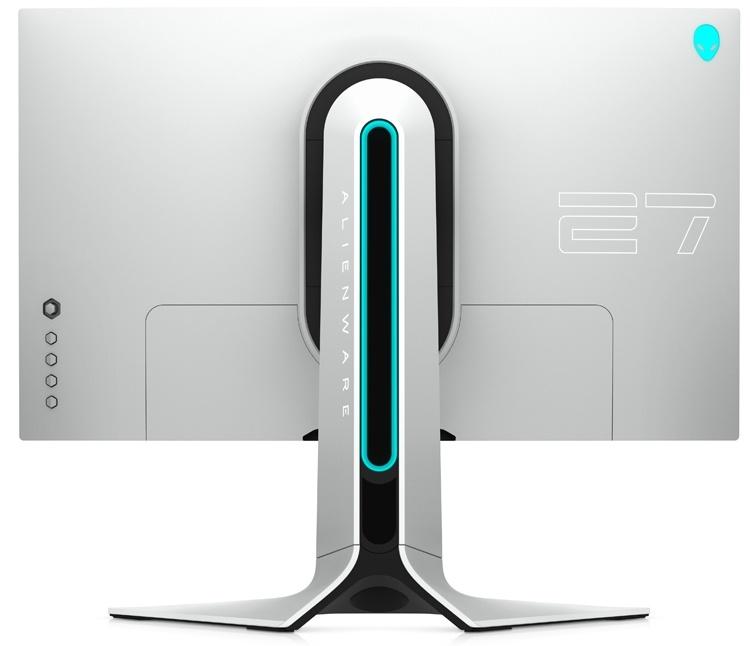 Частота обновления до 240 Гц и изогнутый экран: новые игровые мониторы Alienware