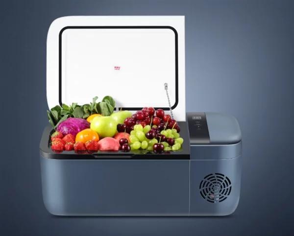 Xiaomi представила автомобильный холодильник Indel B Car Refrigerator