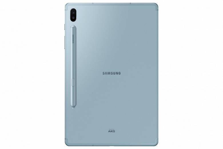 За предзаказ Samsung Galaxy Tab S6 LTE в России полагается чехол-клавиатура стоимостью 11 990 рублей
