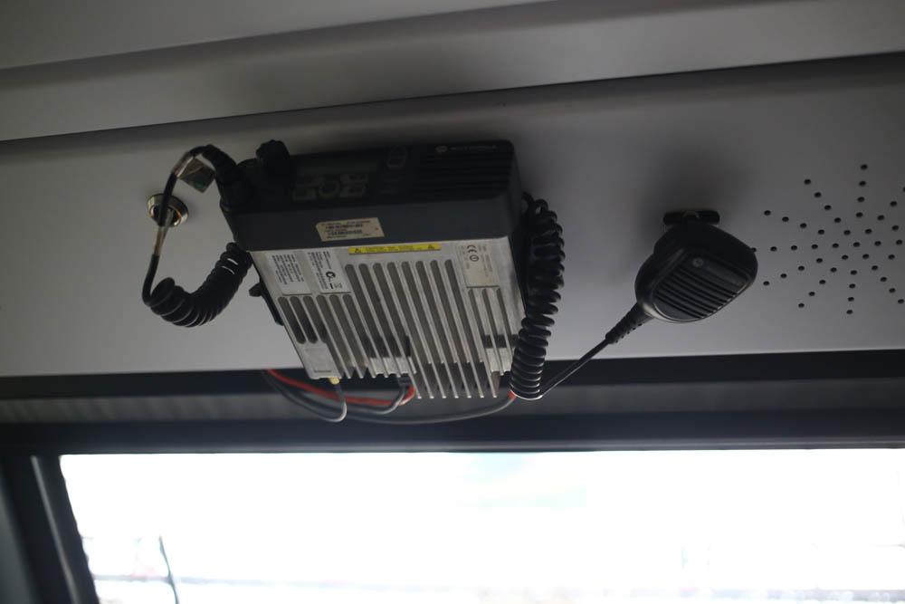 В кабине машиниста поезда - 22