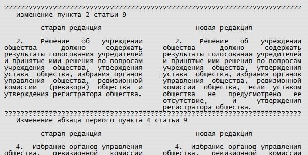 «Консультант+»: изменение подачи материала. Шрифты, стили, выравнивание текста с python - 2